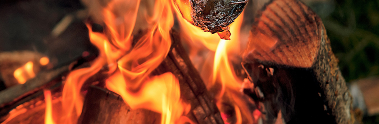 秋バーベキュー&キャンプは焚火が温かく感じられるからおススメ!